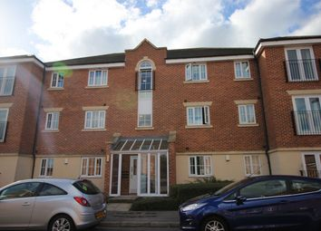 Thumbnail 2 bed flat to rent in Priestley Court, St Stephens Road, New Ollerton, Nottinghamshire