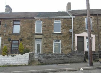 Thumbnail 3 bedroom terraced house for sale in Springfield Street, Morriston, Swansea