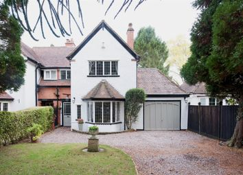 Thumbnail 3 bed semi-detached house for sale in Rosemary Hill Road, Sutton Coldfield