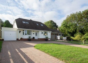 Thumbnail 4 bed detached house for sale in Moorland Road, Shepherdswell, Dover