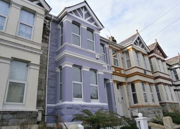 Thumbnail 2 bedroom terraced house to rent in Bernice Terrace, Plymouth