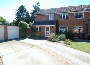 Thumbnail 4 bed semi-detached house for sale in The Paddocks, Yarnton, Kidlington