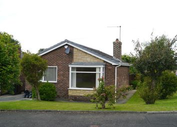Thumbnail 2 bed detached bungalow for sale in Dulverston Close, Chapel House, Newcastle Upon Tyne