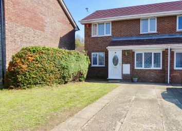 4 bed semi-detached house for sale in Damerham Road, Bournemouth BH8