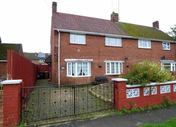 Thumbnail 3 bed semi-detached house for sale in Townsend, Woodford Halse, Northants