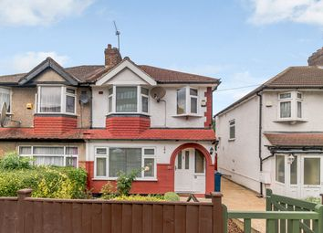 Thumbnail 3 bed semi-detached house to rent in Elmgrove Road, Harrow