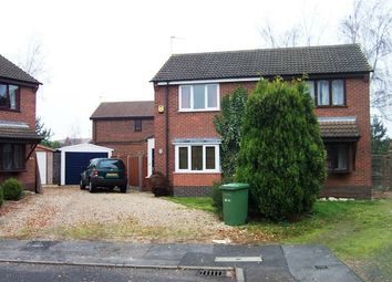 Thumbnail 2 bed semi-detached house to rent in Kelstern Close, Lincoln