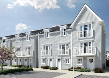 Thumbnail 3 bed town house for sale in Longwater Avenue, Reading