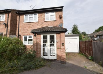 Thumbnail 3 bed detached house for sale in Birkenshaw Road, Leicester