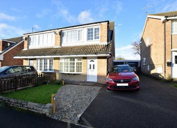 Thumbnail 3 bed semi-detached house for sale in Chantry Drive, East Ayton, Scarborough