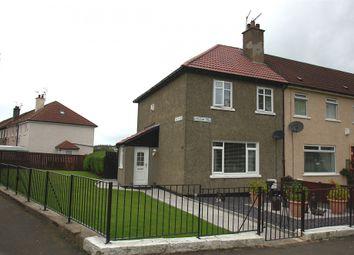 Thumbnail 2 bed semi-detached house for sale in Langton Crescent, Pollok
