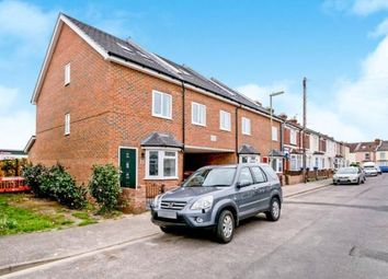 Thumbnail 3 bed semi-detached house for sale in Woodstock Road, Gosport, Hampshire