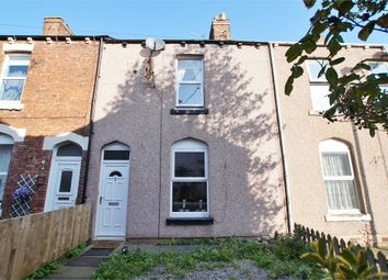 Thumbnail 2 bed terraced house for sale in South View Terrace, Carlisle, Cumbria