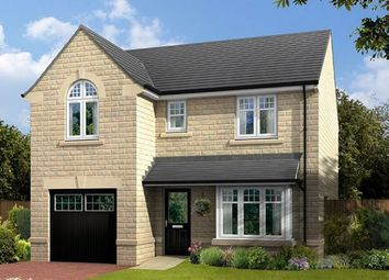 "Thumbnail 4 bed detached house for sale in ""Windsor"" at Roes Lane, Crich, Matlock"