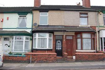 Thumbnail 2 bed terraced house to rent in 787, Stoke-On-Trent