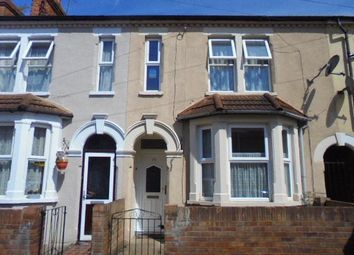 Thumbnail 3 bedroom terraced house to rent in Stafford Road, Bedford