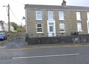 Thumbnail 3 bed semi-detached house for sale in Cwmamman Road, Garnant, Ammanford