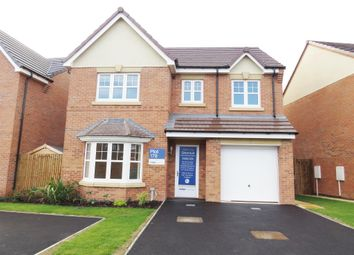 Thumbnail 4 bed detached house for sale in Grange Road, Langley Country Park, Derby