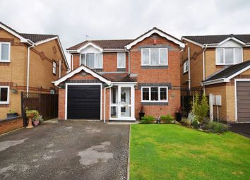 Thumbnail 4 bedroom detached house for sale in Farm Lea, Stoke-On-Trent