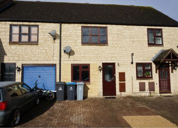 2 bed terraced house for sale in Campden Close, Witney OX28