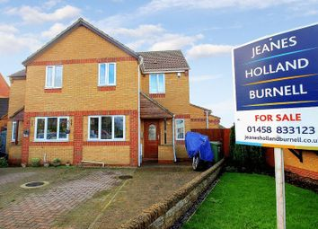 Thumbnail 3 bed semi-detached house for sale in Alexanders Close, Meare, Glastonbury