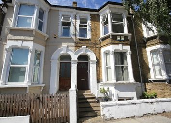 Thumbnail 3 bed flat to rent in Pellerin Road, London