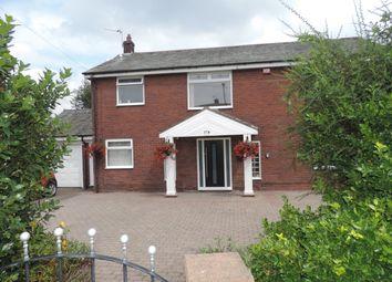 Thumbnail 4 bed detached house for sale in Castleton Road, Royton, Oldham
