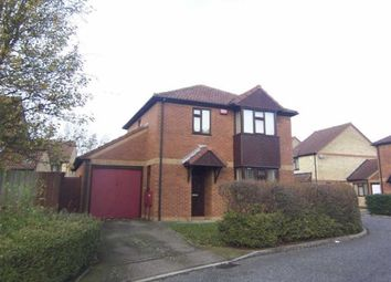 Thumbnail 3 bed detached house to rent in Lavender Grove, Walnut Tree, Milton Keynes