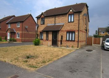 Thumbnail 2 bed semi-detached house for sale in Church Meadow Road, Rossington