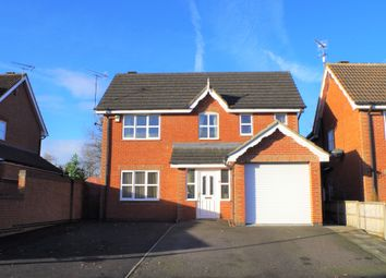 Thumbnail 4 bed detached house for sale in Blisworth Way, Swanwick