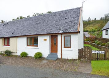 Thumbnail 1 bed property for sale in Loan Fern, Ballachulish