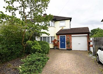 Thumbnail 3 bed semi-detached house for sale in Oakhampton Road, Mill Hill, London