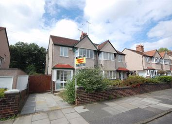 Thumbnail 3 bedroom semi-detached house to rent in Gloucester Road, Wallasey, Wirral