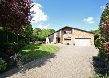 4 bed detached house for sale in Hall Lane, Chapelthorpe, Wakefield WF4