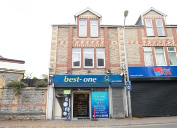 Thumbnail 4 bed flat for sale in Barry Road, Barry, Vale Of Glamorgan