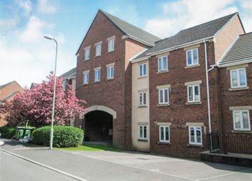 Thumbnail 2 bed flat for sale in Fleming Walk, Church Village, Pontypridd