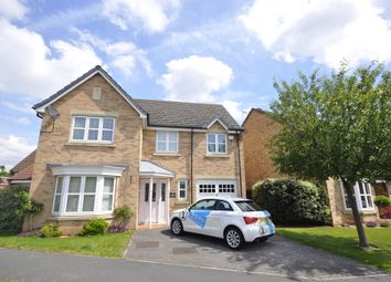 Thumbnail 4 bed detached house to rent in Glendevon Way, Chellaston, Derby