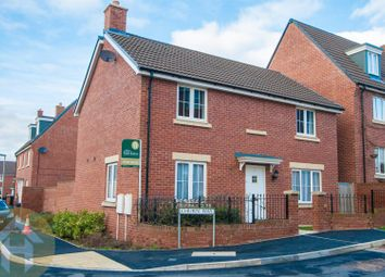 Thumbnail 4 bed detached house for sale in Churn Way, Royal Wootton Bassett, Swindon