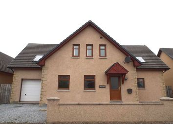 Thumbnail 4 bed detached house to rent in Innesmar Wester Whitewreath, Longmorn, Elgin