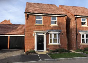 Thumbnail 3 bed detached house to rent in Dragonfly Close, Frome