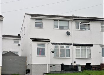 Thumbnail 3 bed semi-detached house for sale in Meadow Rise, Brynna
