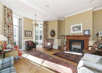 Thumbnail 7 bed end terrace house for sale in Addison Bridge Place, London