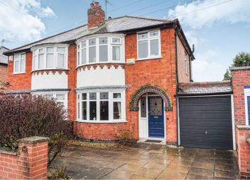 Thumbnail 3 bed semi-detached house for sale in Kingsmead Road, Knighton