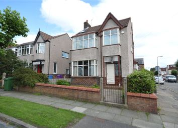 Thumbnail 4 bed detached house for sale in Honiton Road, Aigburth, Liverpool