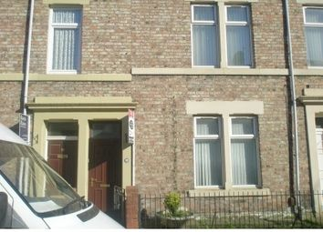 Thumbnail 3 bed flat to rent in Tamworth Road, Newcastle Upon Tyne
