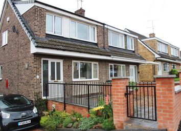 Thumbnail 3 bed semi-detached house for sale in Charlton Drive, High Green, Sheffield, South Yorkshire