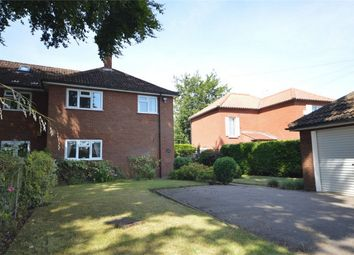 Thumbnail 4 bed semi-detached house for sale in St Clements Hill, Norwich, Norfolk
