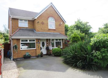 Thumbnail 4 bed detached house for sale in Cherry Dale Road, Broughton, Chester