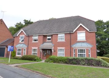 Thumbnail 2 bedroom flat for sale in Rosedale Close, Redditch