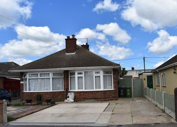 Thumbnail 2 bed semi-detached bungalow for sale in Bradwell Avenue, Bradwell, Great Yarmouth
